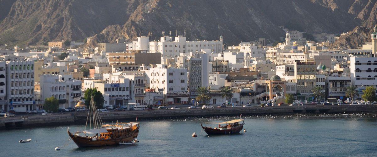 Oman Muscat Hafen (c) Pixabay