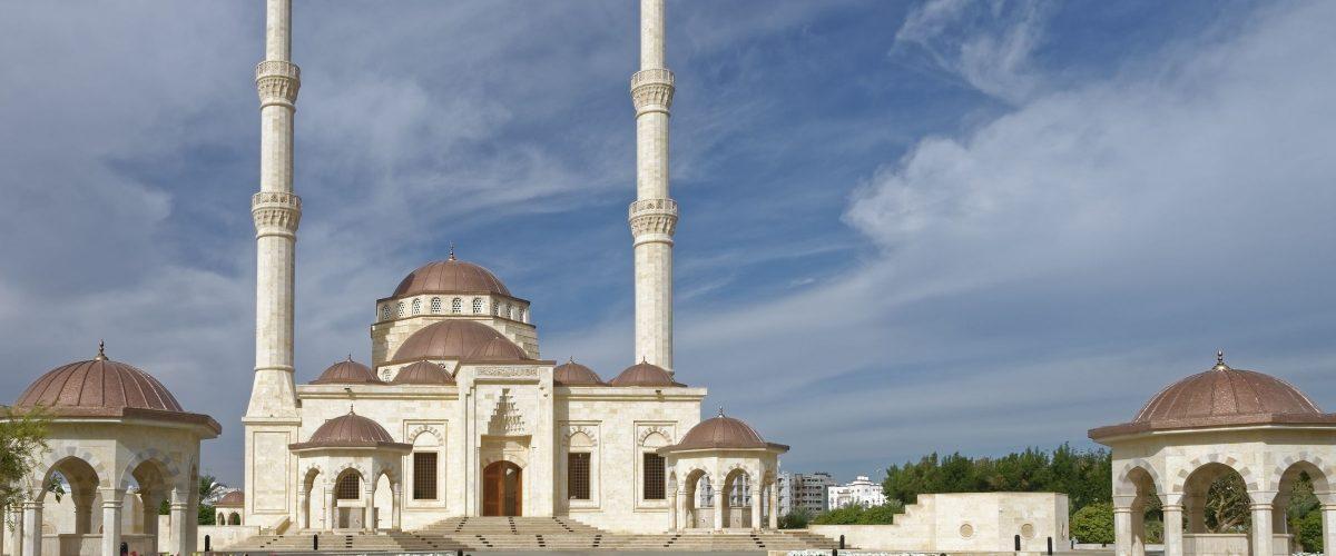Oman Muscat Moschee (c) Pixabay