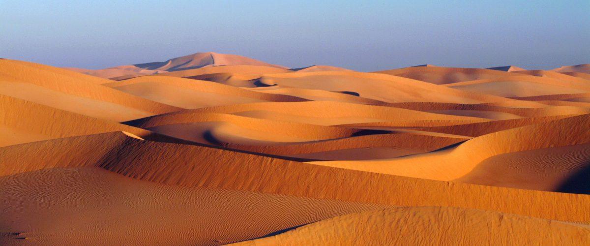 Oman Desert Wahiba Sands (c) Poppe Reisen