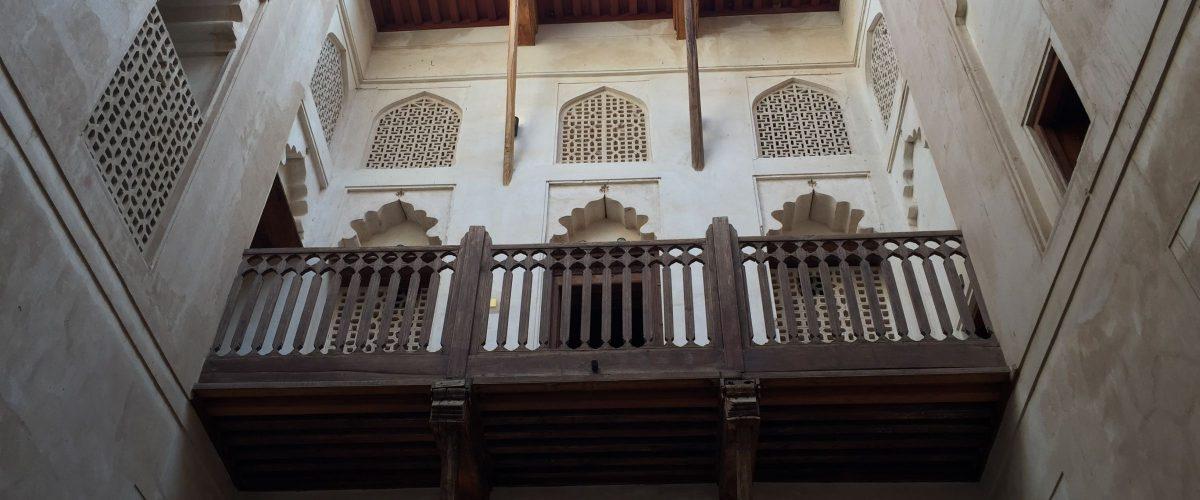 Oman Nizwa Jabrin Castle (c) Poppe Reisen