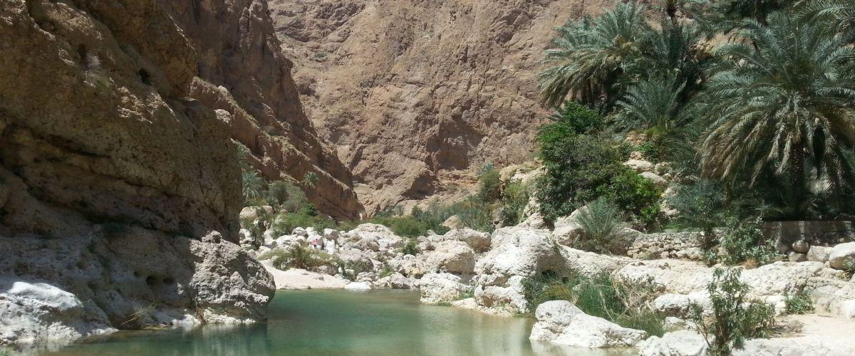 Oman WadiShab (c) Poppe Reisen