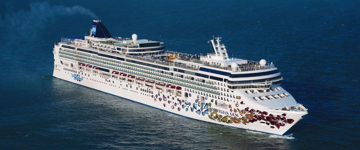 Ostkanada Norwegian Gem (c) Norwegian Cruise Line
