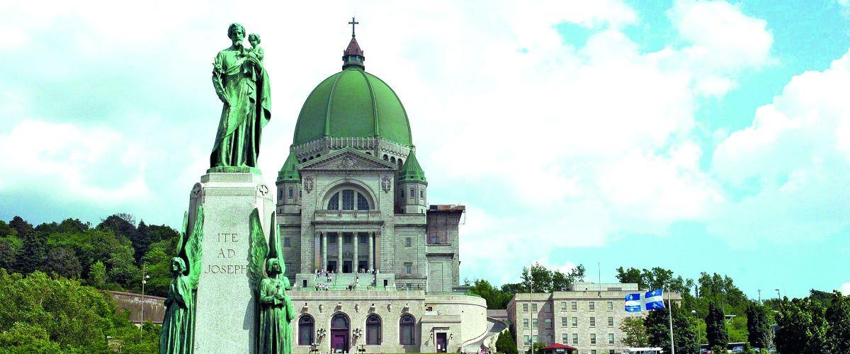Ostkanada Montreal St Josephs Oratory (c) Poppe Reisen