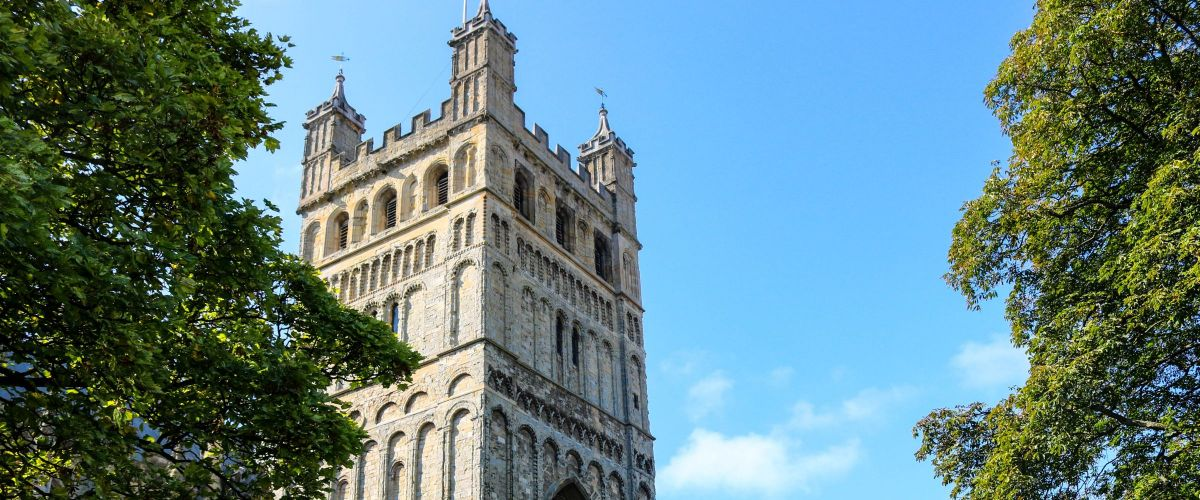 Südengland Exeter Cathedral (c) Pixabay
