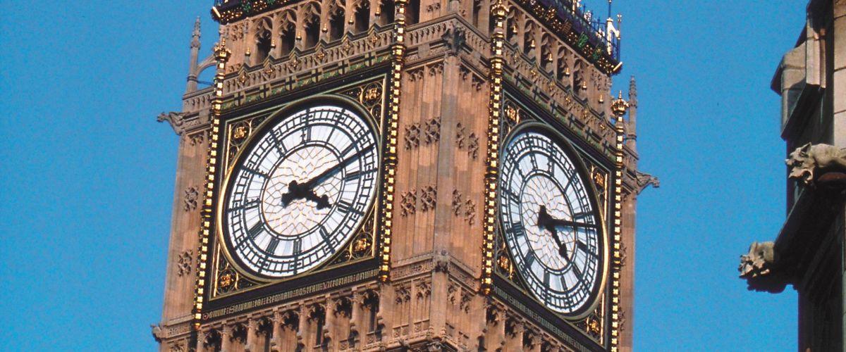 Südengland - Big Ben, London (c) Poppe Reisen