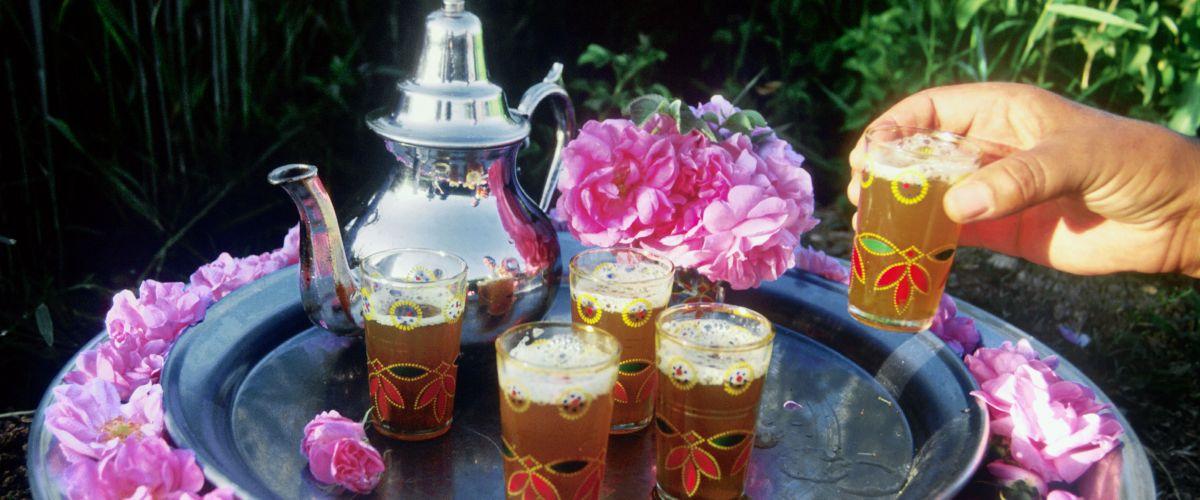 Tee© Marokkanisches Fremdenverkehrsamt