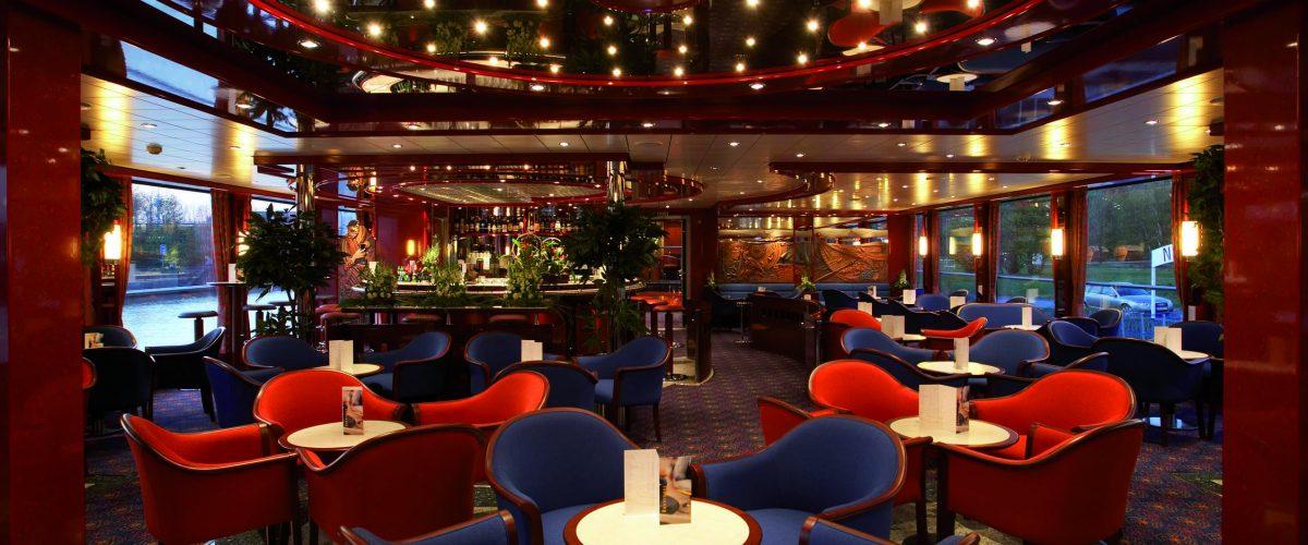 Premicon rivercruise ship Avalon Imagery, saloon