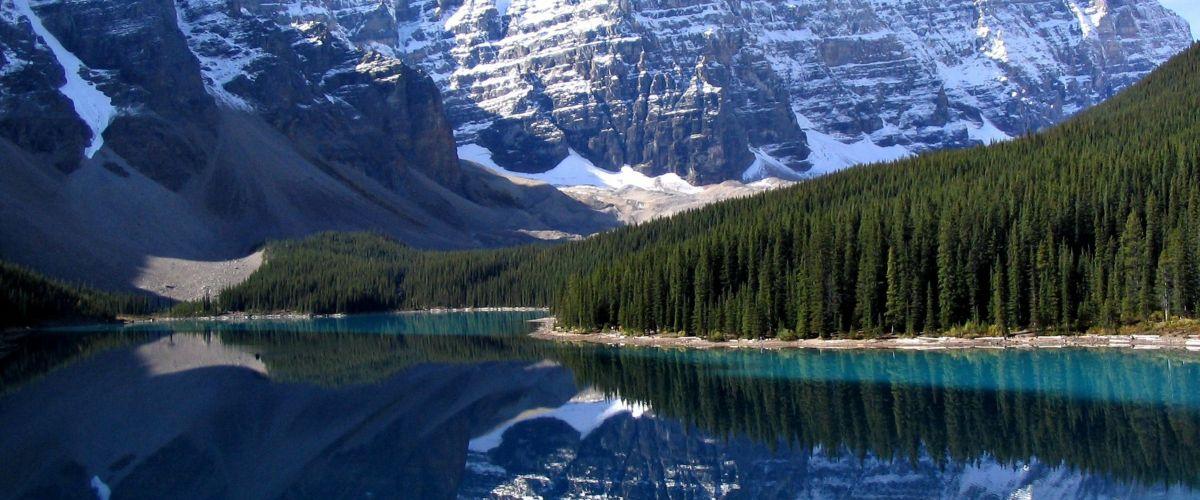 Westkanada Banff Moraine Lake (c) Pixabay