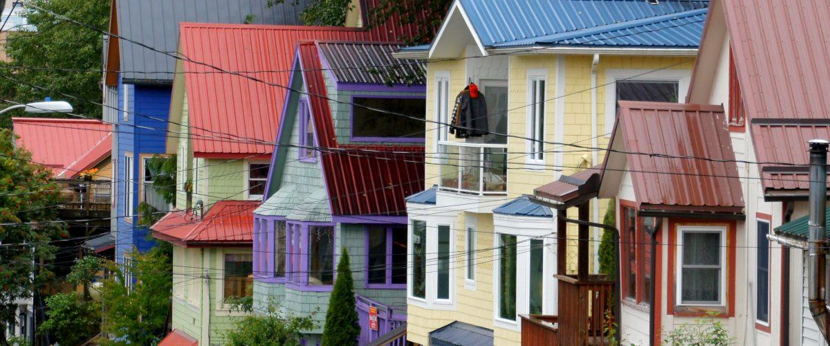 Westkanada Juneau Häuser pxhere