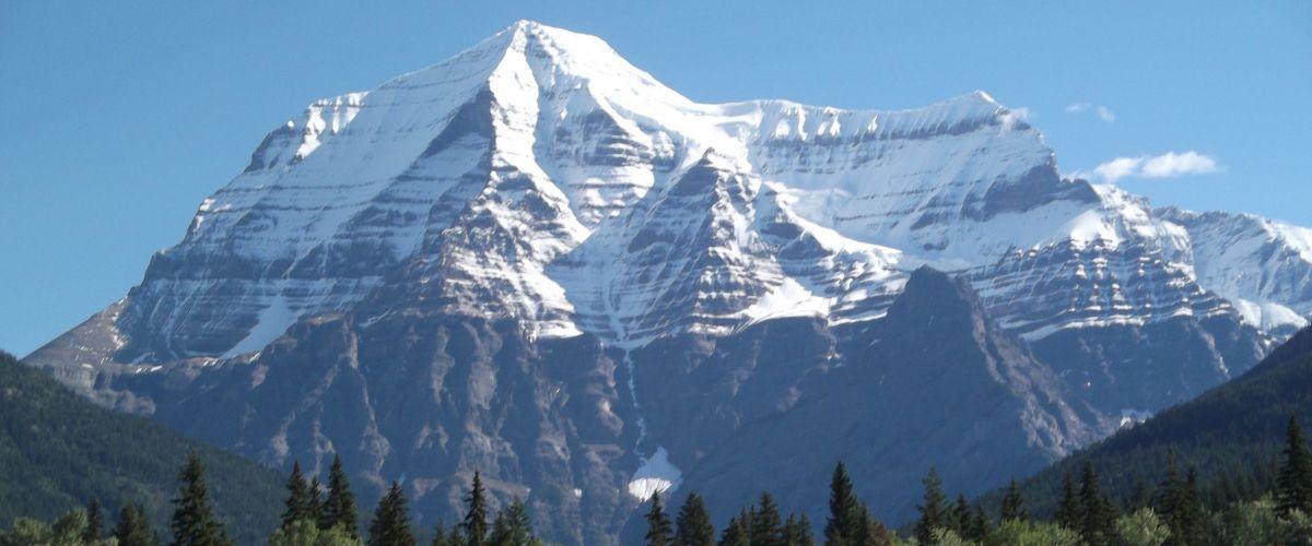 Westkanada Mount Robson (c) Pixabay