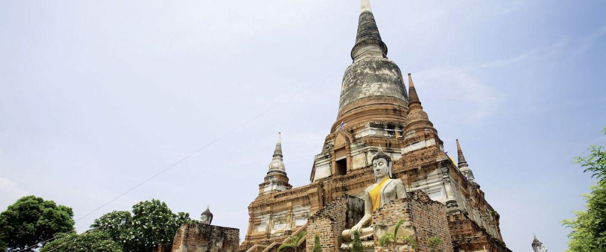 Ayutthaya (c) Thailändisches Fremdenverkehrsamt