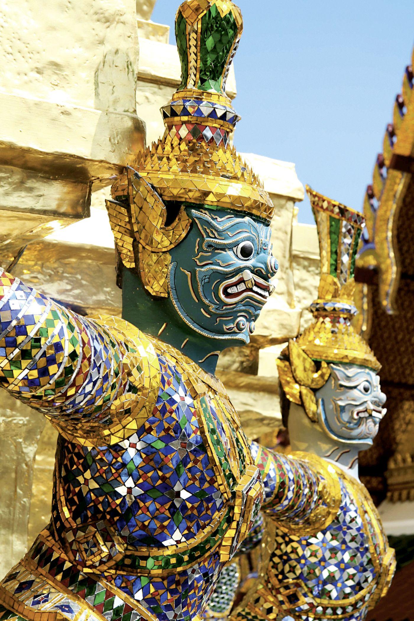 Bangkok Wat Phra Keo (c) Marco Polo Reisen