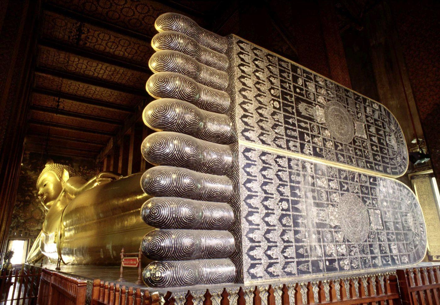 Bangkok Wat Po (c) Thailändisches Fremdenverkehrsamt