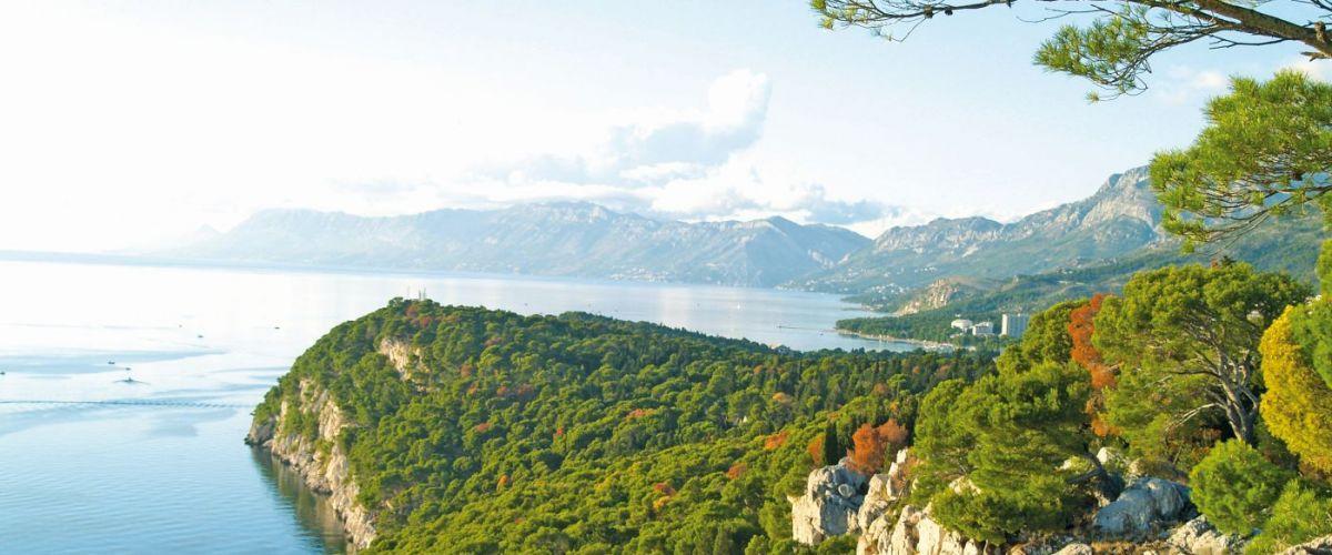 Kroatien Softwandern (c) reisewelt Teiser+Hüter