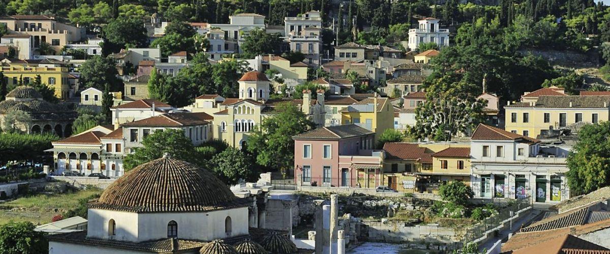 Griechenalnd Athen Plaka (c) GNTO Y.Skoulas