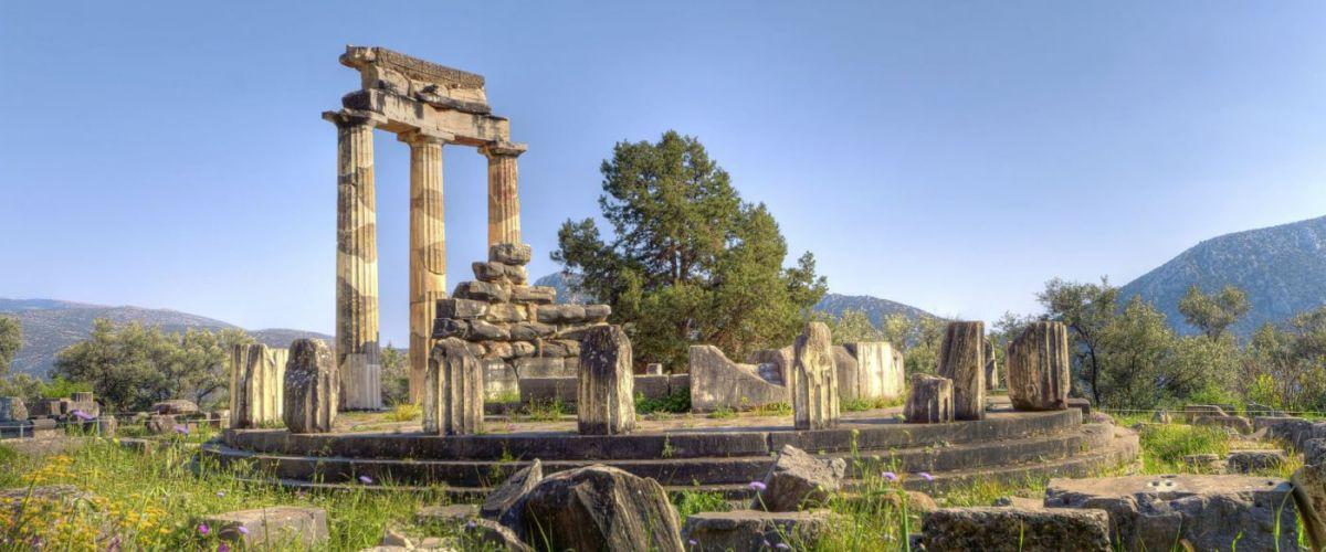 Griechenland Delphi (c)Fotolia anastasios71