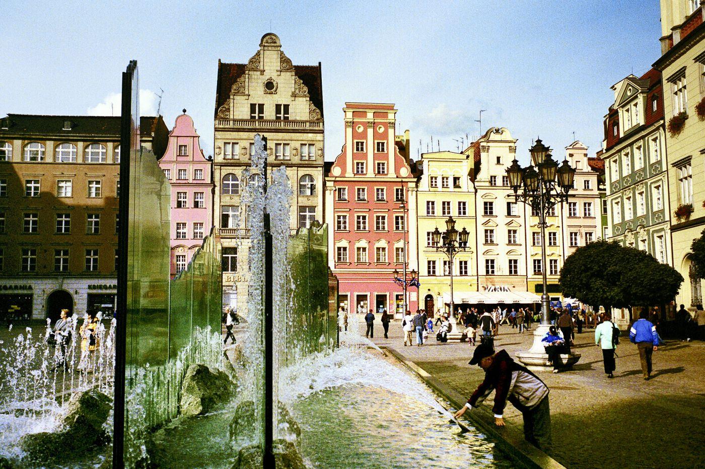 Polen Breslau Altstadt (c) polnisches Fremdenverkehrsamt (2)
