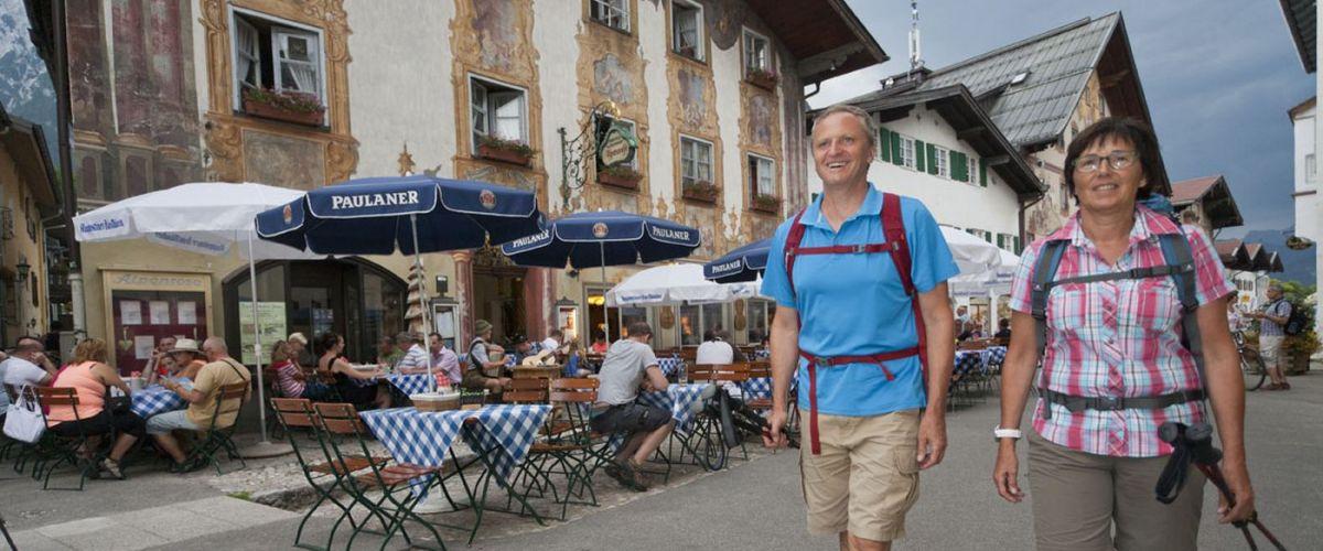 Zugspitze_Mittenwald_Wanderer_2