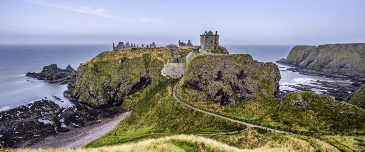 Dunnator Castle (c) Fotolia Nick Fox