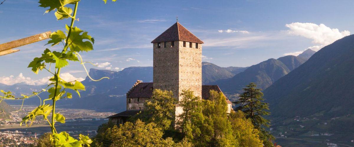 Castello di Tirolo, Sud Tirol, Bolzano (c) Herrgottsgarten