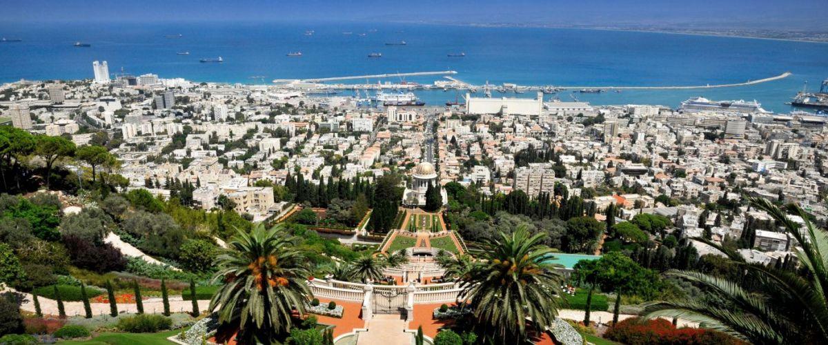 Haifa Bahai Gärten © Fotoliarikol