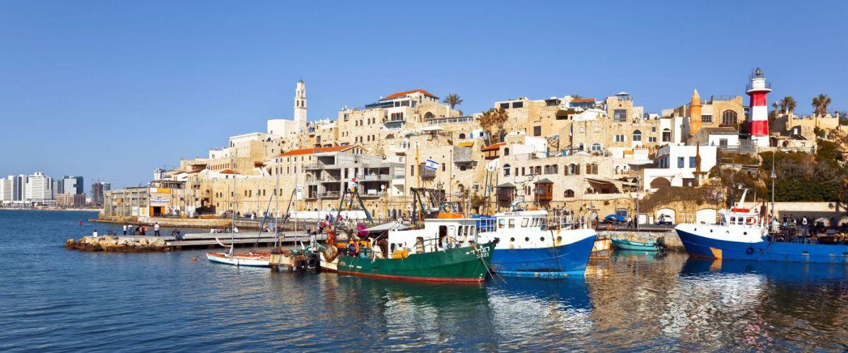 Jaffa Hafen (c) Fotolia Vesta48
