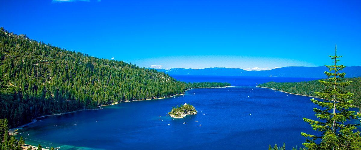 Lake Tahoe Emerald Bay © Reisewelt Teiser & Hüter GmbH