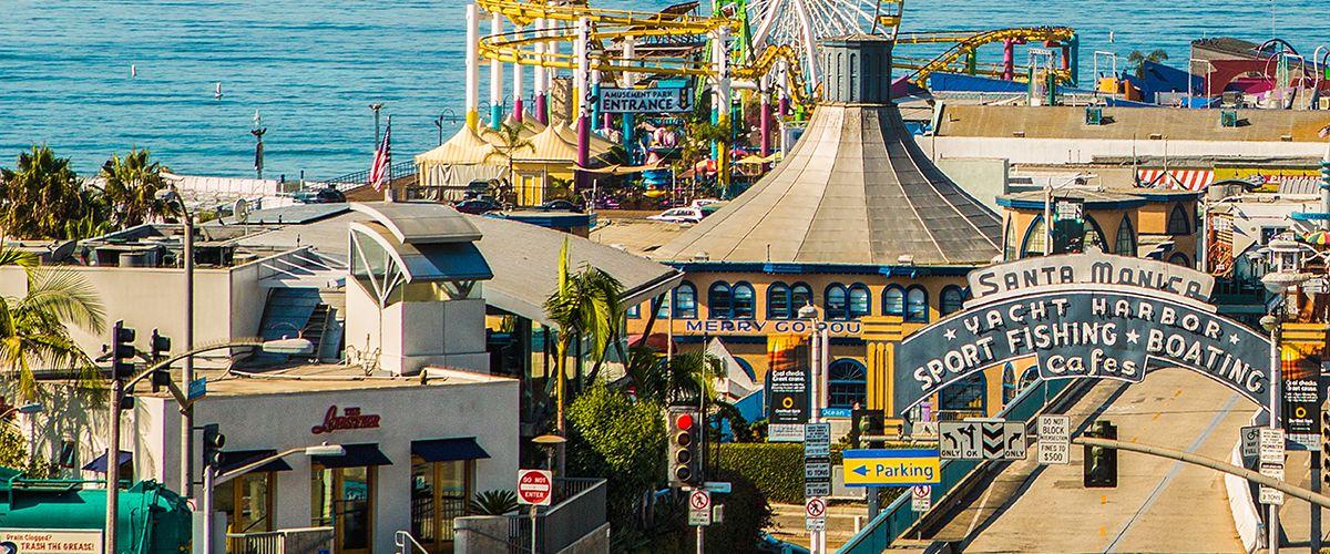 Los Angeles - Santa Monica Pier © Reisewelt Teiser & Hüter GmbH