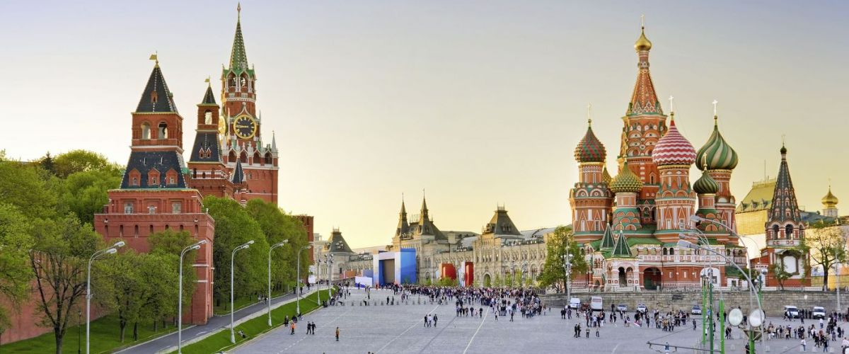 Moskau Basilius Kathedrale © FotoliaNikolai Sorokin