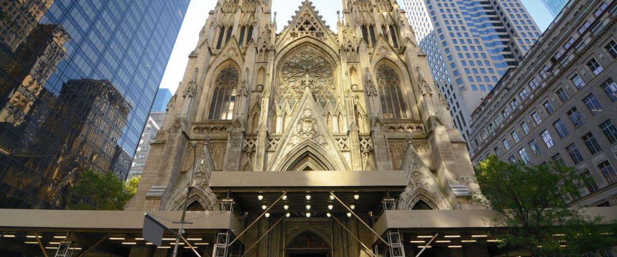 New York, St.Patrick Cathedrale © FotoliaSeanPavonePhoto
