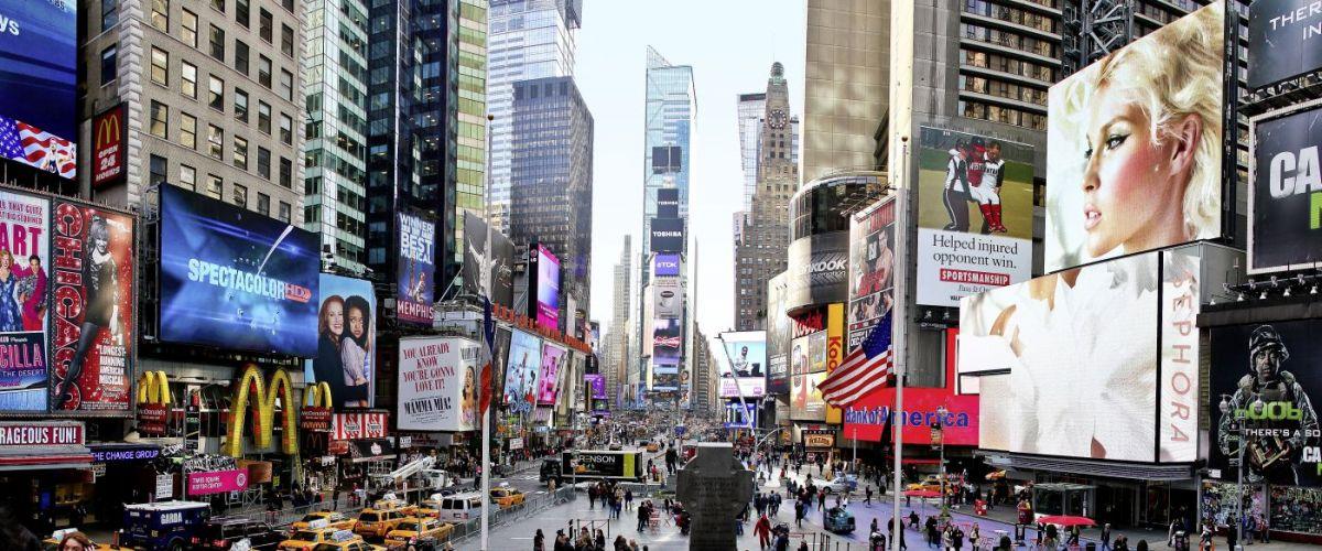 New York, Times Square (c) Marco Pol Reisen GmbH