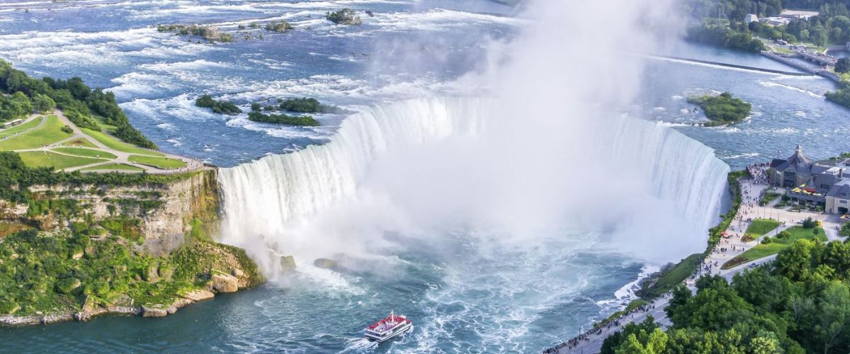 Niagara Fälle © ShutterstockCPQ