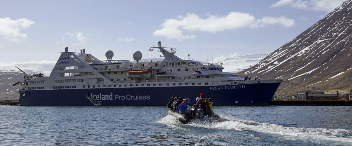 Ocean Diaman (c) Iceland Pro Cruises