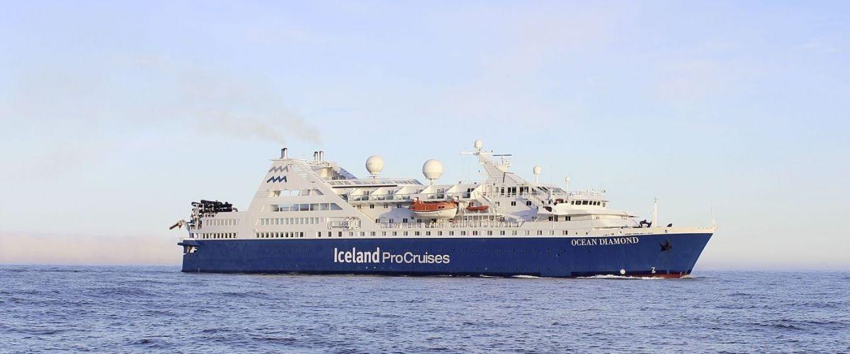 Ocean Diamand (c) Iceland Pro Cruises