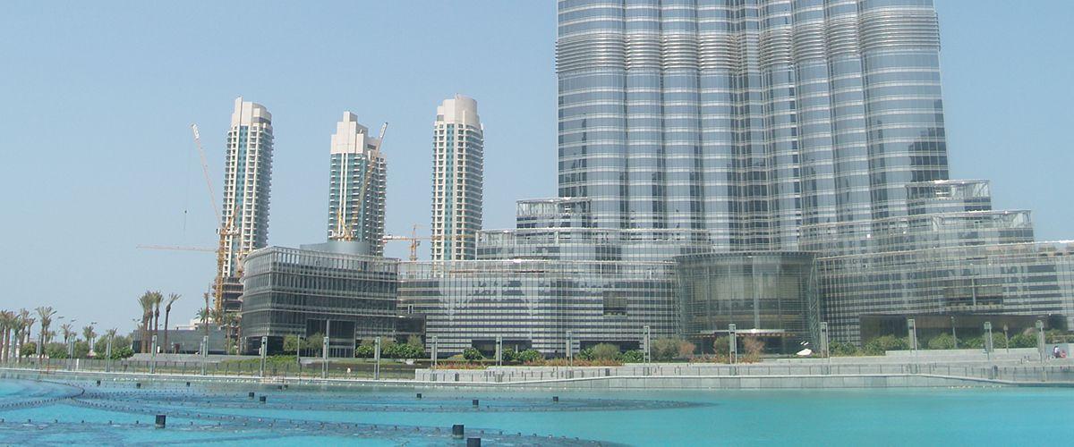 Dubai © Reisewelt Teiser & Hüter GmbH