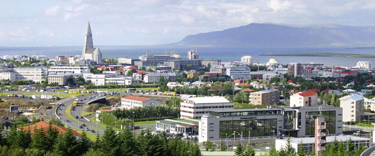 Reykjavik (c) PenthermediaJabba76