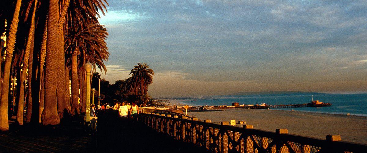 Santa Monica Ocean Ave Promenade © Reisewelt Teiser & Hüter GmbH
