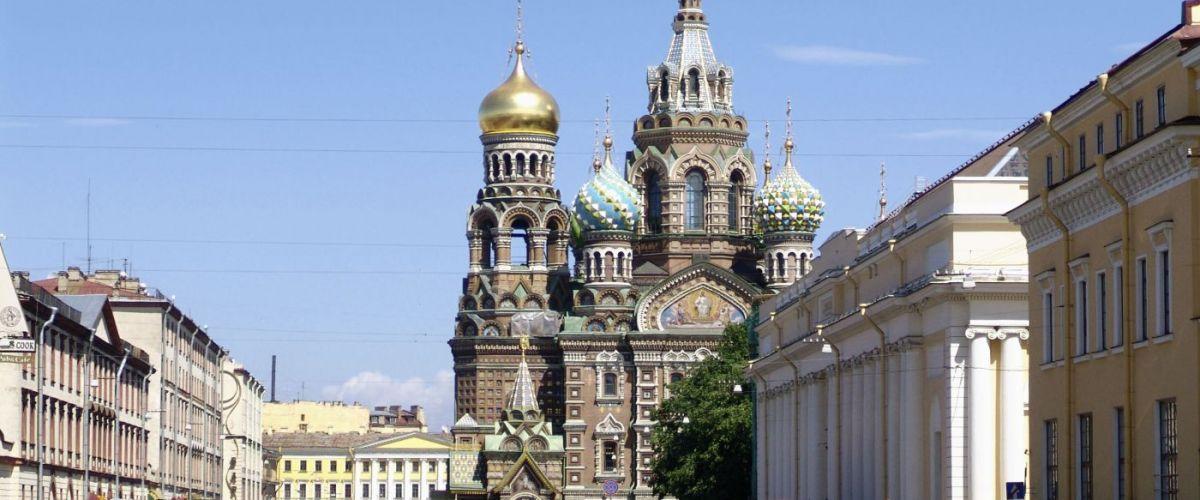 St. Petersburg Erlöserkirche © Panthermediakleine-anja