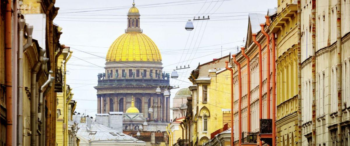 St. Petersburg Isaaks-Kathedrale © FotoliaIarygin Andrii
