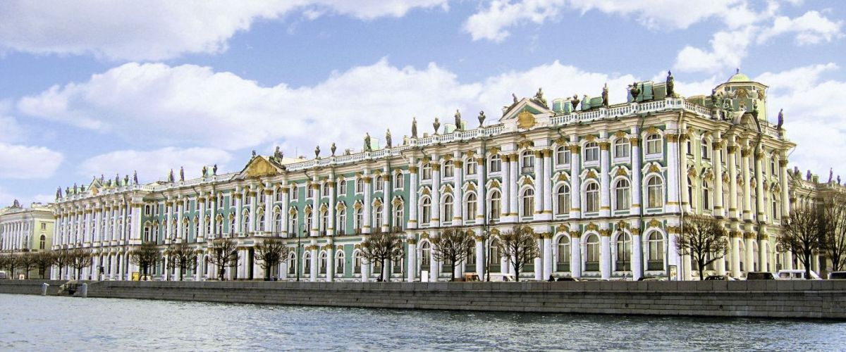 St. Petersburg Winterpalast © Panthermediasmartscout