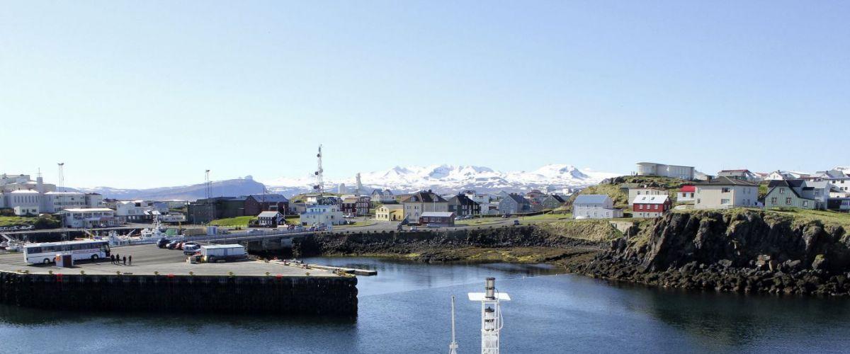 Stykkisholmu (c) Iceland ProCruises