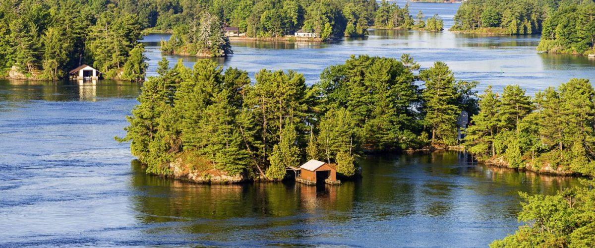 Thousand Island © ShutterstockLesPalenik