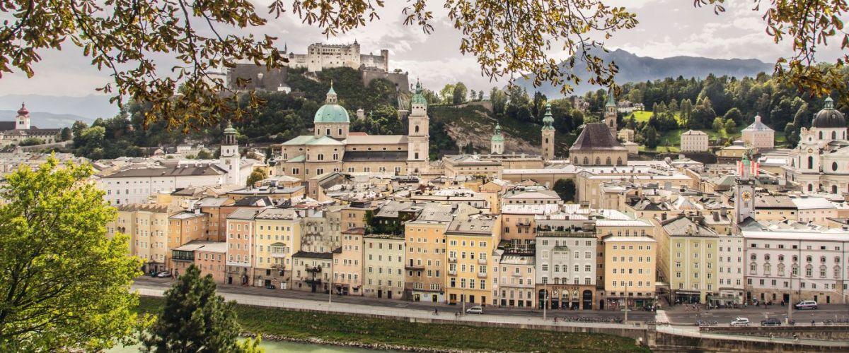 Altstadt Salzburg (c) Salzburger Land Tourismus