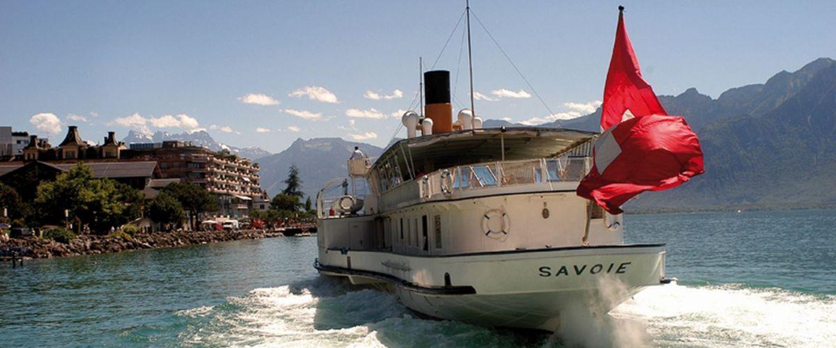CGN près de Montreux ©AKE_Archiv