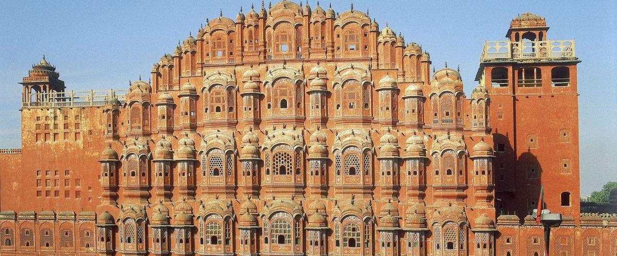 Jaipur, Palast der Winde (c) Marco Polo Reisen GmbH