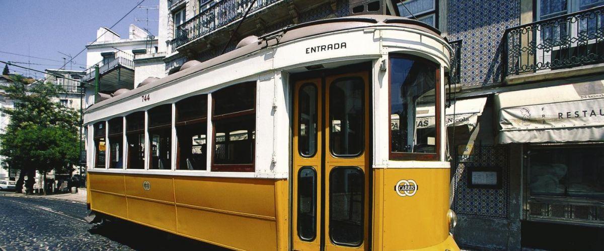 Lissabon Straßenbahn (c) Turismo de Portugal Jose Manuel