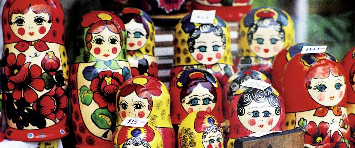 Matrischka Puppen (c) Marco Polo Reisen GmbH