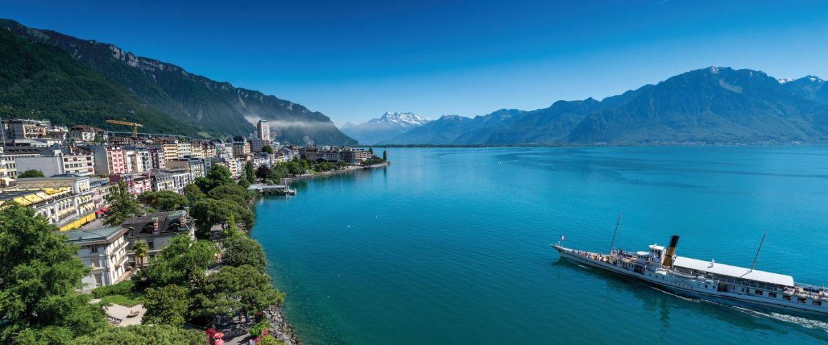 Montreux_Schiff ©Eurotel Montreux