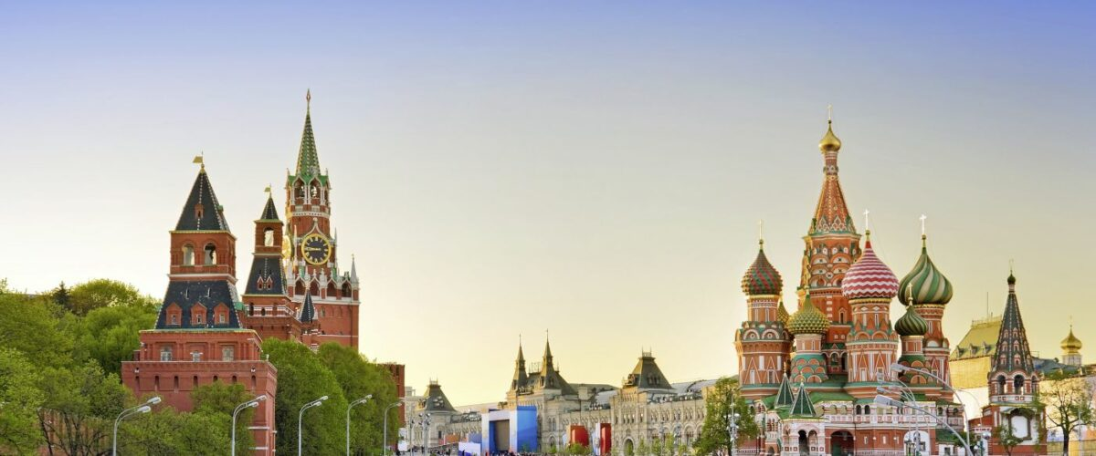 Moskau Basilius-Kathedrale (c) Fotolia Nikolai Sorokin