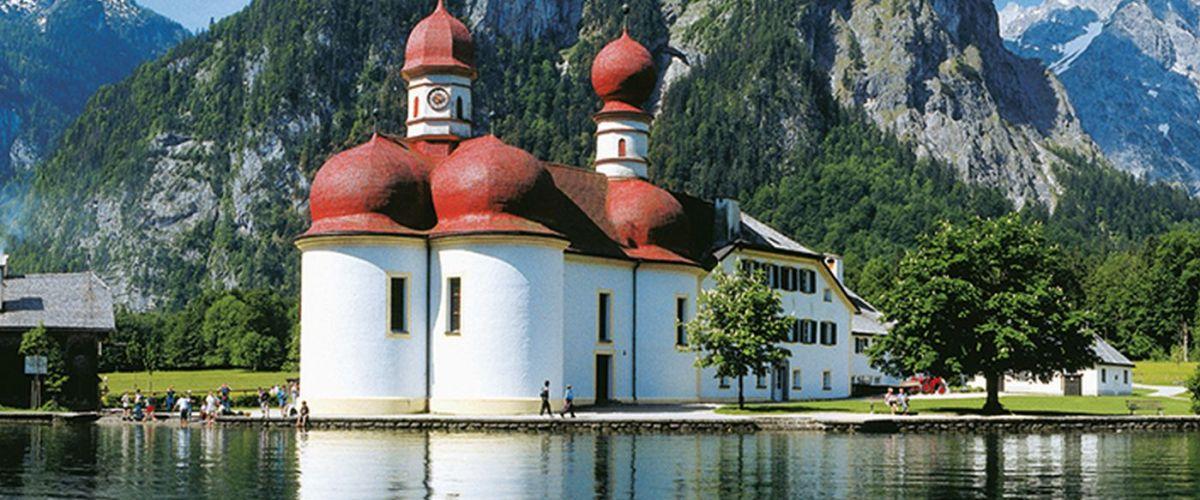 St_Bartholomae am Koenigssee_web ©Berchtesgardener Land Tourismus GmbH